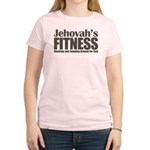 Jehovah's Fitness Women's Light T-Shirt