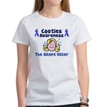 Cooties Awareness Women's T-Shirt