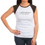Flatulence Is A Virtue Women's Cap Sleeve T-Shirt
