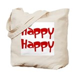 Happy Happy Joy Joy Tote Bag