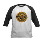 Astrological Sign Kids Baseball Jersey