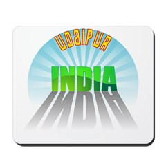 Udaipur India Mousepad