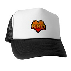 BBQ Love Trucker Hat