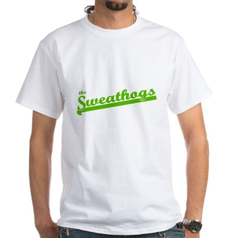 Sweathogs White T-Shirt
