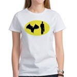 Bat Man Women's T-Shirt