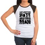What Makes a Man Hate Another Man? Women's Cap Sleeve T-Shirt