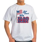 Flag Day Light T-Shirt
