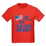 Flag Day Kids Dark T-Shirt