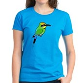 Rainbow Bee-eater Women's Dark T-Shirt