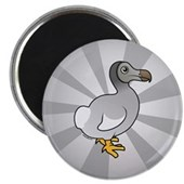 Birdorable Dodo Magnet