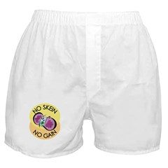 No Skein No Gain Boxer Shorts
