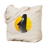 Easter Island Statue Tote Bag