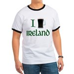 I Love Ireland (beer) Ringer T