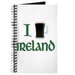 I Love Ireland (beer) Journal