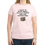 I Went to Plain Awful.. Women's Light T-Shirt