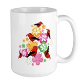  Hawaiian-style 'I'iwi Large Mug