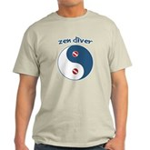 Zen Diver Light T-Shirt