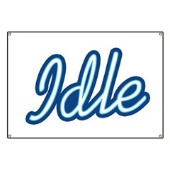 Idle Banner