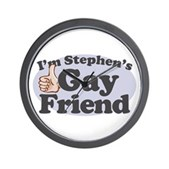 You might be going to hell, but that shouldn't stop you from being Stephen Colbert's friend. If you're gay and a member of the Colbert Nation, you need this! I'm Stephen's Gay Friend!