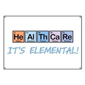 Healthcare: It's Elemental Banner