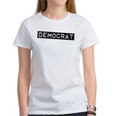 Democrat Label Women's T-Shirt