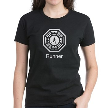 LOST runner t-shirt
