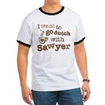 I want to go dutch w/Sawyer Ringer T