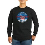 I Survived Snomaggedon Blizzard of 2010 Long Sleeve Dark T-Shirt