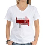 Really? Women's V-Neck T-Shirt