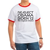 Logical Obama 2012 Ringer T