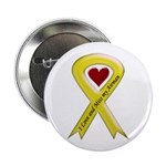 "Yellow Ribbon Love Miss Airman 2.25"" Button (100 p"