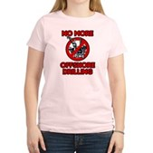 No More Offshore Drilling Women's Light T-Shirt