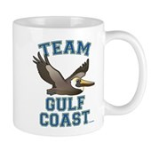 Team Gulf Coast Pelican Mug