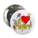 "I Heart Schoolhouse Rock! 2.25"" Button"