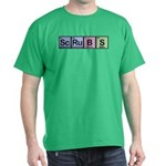 Scrubs Made of Elements Dark T-Shirt