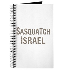Sasquatch Israel!! Journal