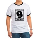 Content Rated 9: 90210 Fan Ringer T