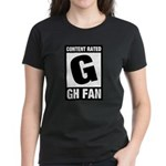 Content Rated G: General Hospital Fan Women's Dark T-Shirt