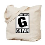 Content Rated G: General Hospital Fan Tote Bag