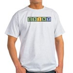 CSINY Made of Elements Light T-Shirt