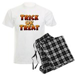 Trick or Treat Men's Light Pajamas