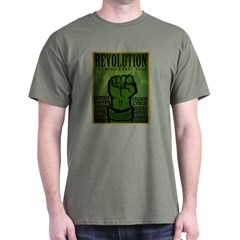 Middle East Revolution 2011 T Dark T-Shirt