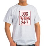 Dog Parking Light T-Shirt