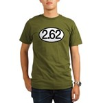 2.62 Organic Men's T-Shirt (dark)