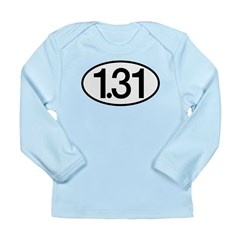 1.31 Long Sleeve Infant T-Shirt
