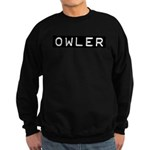 Owler Label Sweatshirt (dark)