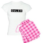 Owler Label Women's Light Pajamas