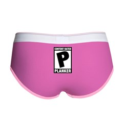Content Rated Planker Women's Boy Brief