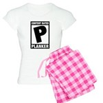 Content Rated Planker Women's Light Pajamas