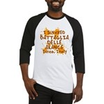 Ivrea Battle Of The Oranges Souvenirs Gifts Tees Baseball Jersey
